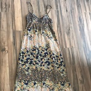 Floral H & M Maxi Dress 4
